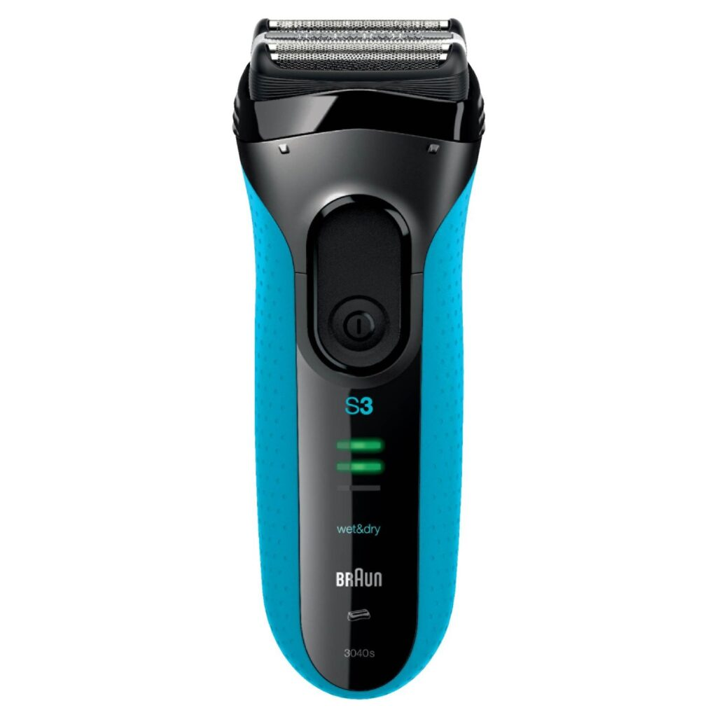 Braun Series 3 3040 Elektrorasierer Test