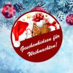 Weihnachtsgeschenke fuer Beauty und Wellness